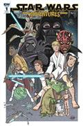 Star Wars Adventures #1 10 Copy Incv (Net)