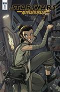Star Wars Adventures #1 25 Copy Incv (Net)
