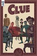 Clue #4 Cvr A Caltsoudas