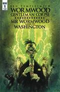 Wormwood Goes To Washington #1 (of 3) Cvr A Templesmith