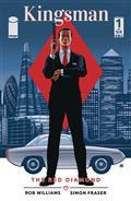 Kingsman Red Diamond #1 (of 6) Cvr C Gibbons (MR)