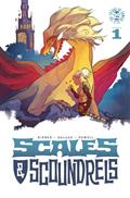 Scales & Scoundrels #1 *Special Discount*