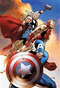 Marvel Legacy #1 Land Var