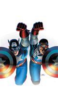 Generations Captain Americas #1 Cassady Var