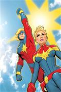 Generations Capt Marvel & Capt Mar-Vell #1