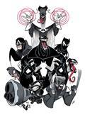 Venomverse #1 (of 5) Duarte Var