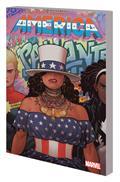 America TP Vol 01 Queen A Dm Var Cvr *Special Discount*