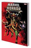 Marvel Horror Magazine Collection TP *Special Discount*