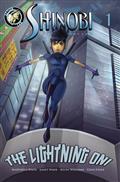 Shinobi Ninja Princess Lightning Oni #1 *Special Discount*