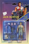 Big Trouble In Little China Old Man Jack #1 Subscription Ada