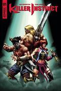 Killer Instinct #1 Cvr E Game Play Exc Subscription Var