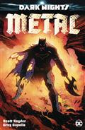 DF Dark Nights Metal #1 Cappulo Sgn (C: 0-1-2)