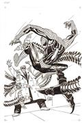 DF Peter Parker Spectacular Spider-Man #1 B&W Kubert Sgn (C: