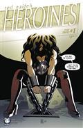 Heroines Part 2 #1 (of 4) (C: 0-0-1)