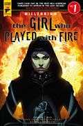 Millennium Girl Who Played With Fire #1 (of 2) Cvr A Iannici