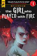 Millennium Girl Who Played With Fire #1 (of 2) Cvr C Caranfa