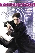Torchwood The Culling #1 (of 4) Cvr C Ianniciello