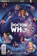 Doctor Who Lost Dimension Special #1 Cvr B Photo