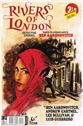 Rivers of London Detective Stories #4 (of 4) *Special Discount*