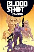 Bloodshot Salvation #1 Cvr D #1-12 Pre-Order Ed Bundle *See Notes*