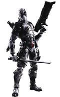 Marvel Universe Variant Play Arts Kai Deadpool AF X-Force Ve