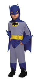 DC Heroes Batman Kids Costume Toddler 6M-12M (Net) (C: 1-0-2