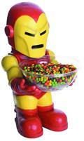 Marvel Heroes Iron Man Candy Bowl Holder (C: 1-1-2)