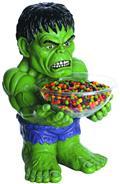 Marvel Heroes Hulk Candy Bowl Holder (C: 1-1-2)