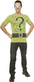 DC The Riddler T/S W/ Mask Xl (C: 1-0-2)