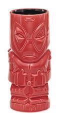 Marvel Heroes Deadpool Geeki Tiki Glass (C: 1-1-0)