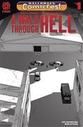 Hcf 2018 A Walk Through Hell #1 (Net) (MR)