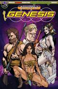 Hcf 2018 Edgar Rice Burroughs Universe Genesis (Net)