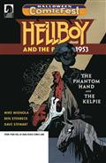 Hcf 2018 Hellboy & The BPRD 1953 Phantom Hand & The Kelpie (