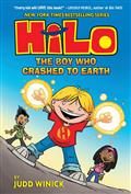 Hcf 2018 Hilo Boy Who Crashed To Earth Sampler (Net) (C: 1-1