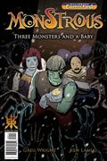 Hcf 2018 Monstrous Three Monsters And A Baby Oneshot (Net)