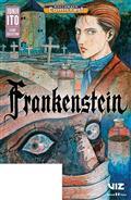 Hcf 2018 Frankenstein Junji Ito (Net) (MR) (C: 1-1-0)