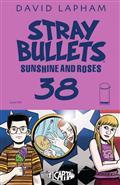 Stray Bullets Sunshine & Roses #38 (MR)