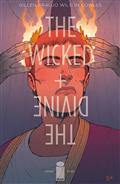 Wicked & Divine 455 Ad #1 (One-Shot) Cvr B Araujo (MR)