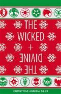 Wicked & Divine Christmas Annual #1 Cvr A Mckelvie & Wilson