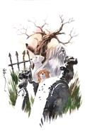 Beasts of Burden Wise Dogs And Eldritch Men #2 (of 4) Cvr B