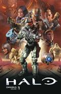 Halo Omnibus TP Vol 01 (C: 0-1-2)