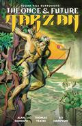 The Once And Future Tarzan TP (C: 0-1-2)
