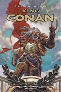 Colossal King Conan HC (C: 0-1-2)