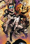Terrifics TP Vol 01 Meet The Terrifics
