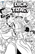 Dick Tracy Dead Or Alive #1 (of 4) 10 Copy Incv Coloring Boo