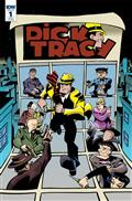 Dick Tracy Dead Or Alive #1 (of 4) 20 Copy Incv Oeming (Net)
