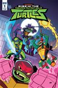 TMNT Rise of The TMNT #1 (of 2) Cvr A Suriano
