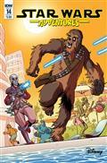 Star Wars Adventures #14 Cvr A Mauricet (C: 1-0-0)