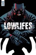 Lowlifes #4 Cvr A Buccellato