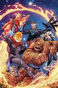 Fantastic Four #2 Raney Cosmic Ghost Rider Var